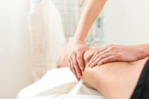 Sporter massage been