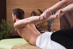 thaise massage grave